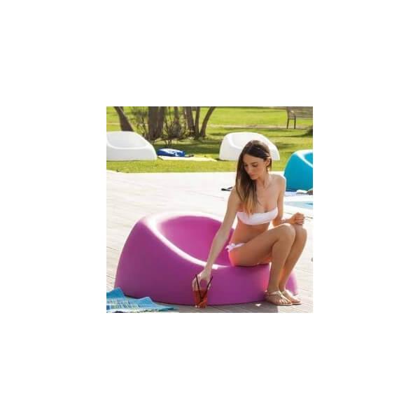 Fauteuil design Bikini 716