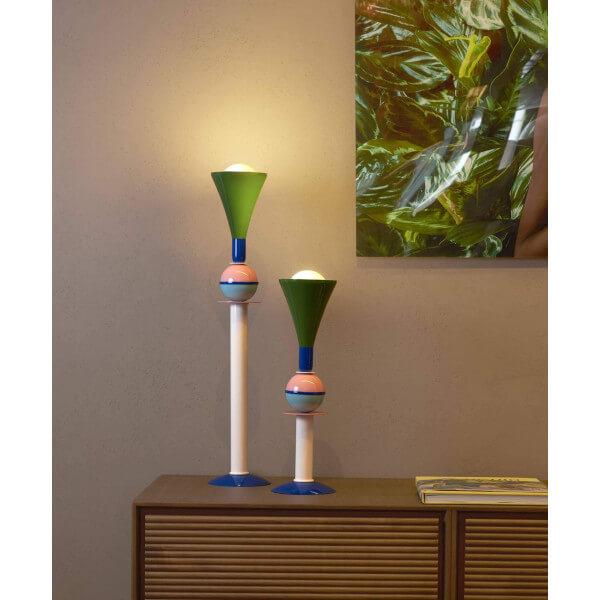 2 Floorlamps Carmen Slide