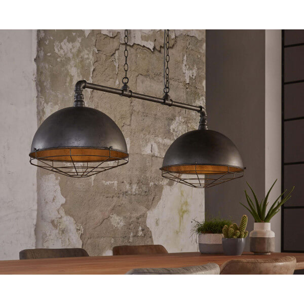 Industrial pendant lamp