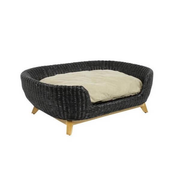 Scandinavian style pet bed