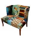 Jungle Patchwork sofa
