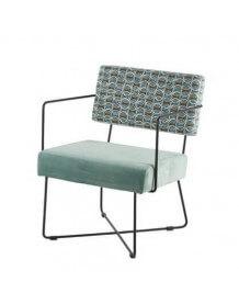 Grey Fifties armchair