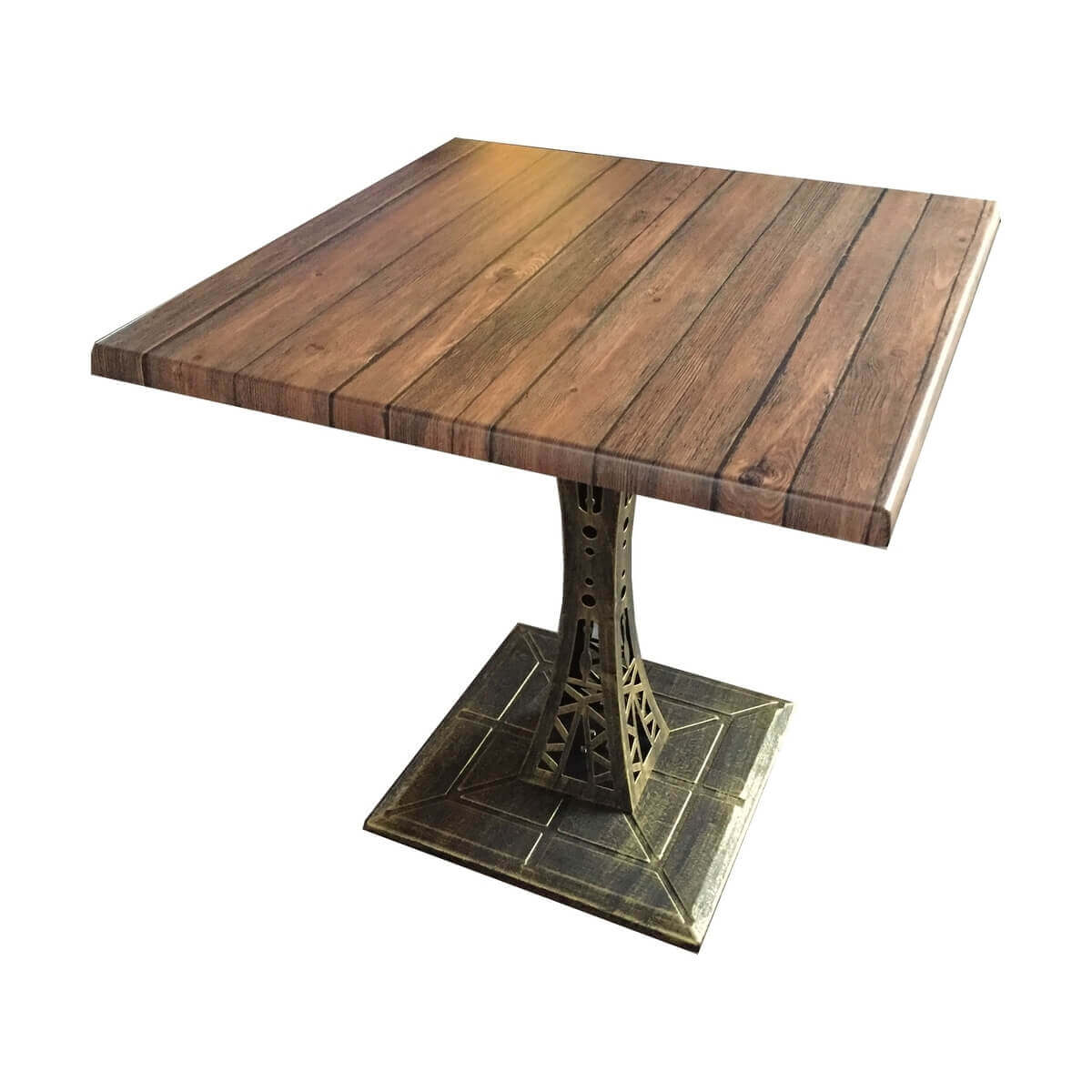 Small Square 70 Cm Dining Table