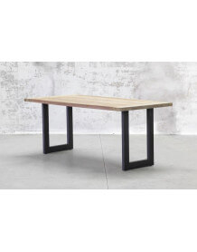 Dining Table Atelier In Industrial Style