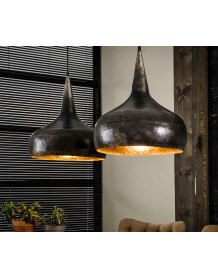 Cup double pendant lamp