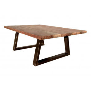 Brooklyn low table solid wood