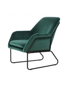 Abisko green armchair