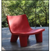 Red Lowlita chair Slide