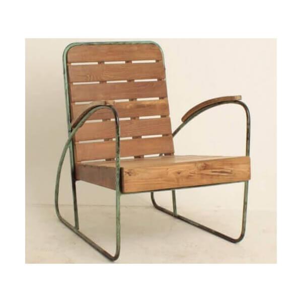 fauteuil vintage bois fauteuil decale interieur et ext rieur pr sent sur mathi design. Black Bedroom Furniture Sets. Home Design Ideas