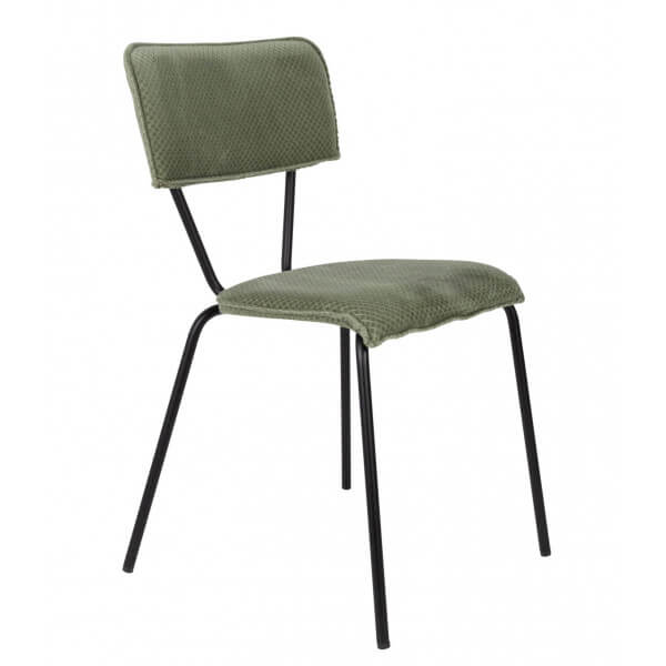 Green Meloni dining Chair