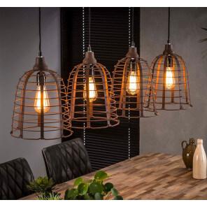 4 Bells pendant lamp