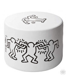 Pouf Keith Haring
