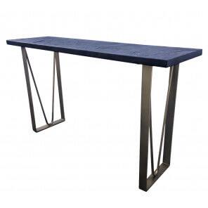 Slate console table
