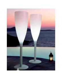 Lampadaire Champagne 948