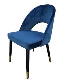 Blue Artdec chair