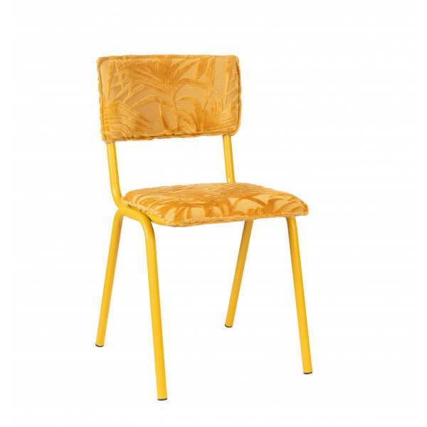 Chair Back to Miami yellow