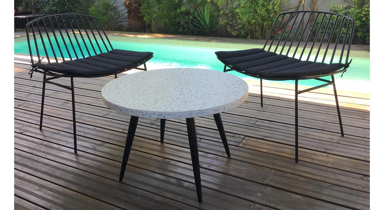 Outdoor Terrazzo sets